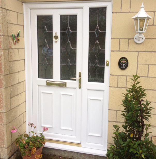 Upvc doors in corsham wiltshire call on 01225 636640 for Reclaimed upvc french doors